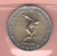 2 Euro 2004 Grecia - Grecia