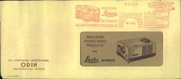 1965, LEICA Advertisement Cover With Meter Mark - Photographie