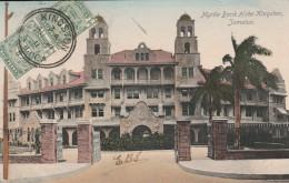 Jamaica - Kingston -  Myrtle Bank Hotel  - Scan Recto-verso - Jamaïque