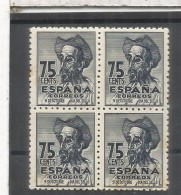 ESPAÑA 1947 CERVANTES QUIJOTE LITERATURA - Writers
