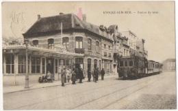 Knokke/Knocke. Station De Tram. - Knokke