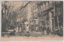CPA - 83 - Toulon - Cours Lafayette - Toulon