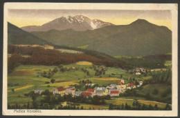 Slovenia-----Mezica-----old Postcard - Slowenien