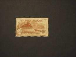 FRANCIA - 1926 ORFANI 50+10/SFINGE - NUOVO(++) - France