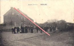 Borlez - Arrêt France   (Tram RRR) - Faimes