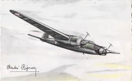 AMIOT 340 BOMBARDEMENT / ANDRE REGNIER - Avions