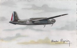 DOUGLAS BOSTON BOMBARDEMENT / ANDRE REGNIER - Avions