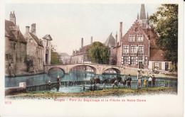 Brugge - Begijnhofbrug - N° 808 - Brugge
