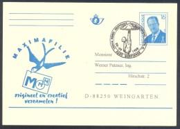 Belgia Belgium Belgique 1998: Flora Champignons Funghi Fungus Mushroom Pilz Seta; - Pilze