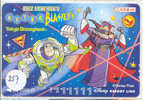 DISNEY * Carte Prepayee Japon (257) *  DISNEY Prepaidcard Japan *   Prepaid Karte Japan *  MICKEY MOUSE - Disney