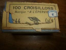 Article Pour CARTOUCHERIE : Boite De Croisillons , Marque A L'EPERVIER , N° 44, Calibre 16 - Autres Collections