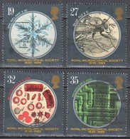 Great Britain 1989 - Mi.1218-21 - Used - 1952-.... (Elizabeth II)