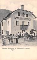 ITALIA -  WELSCHNOFEN, Gasthaus Mondschein ( Eggental ) - Bolzano (Bozen)