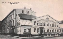 CPA - Lithuanie, LIBAU, Hotel St Petersburg - Lithuania