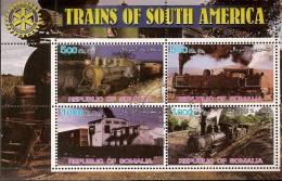Somalia & Trains South America (35) - Trains