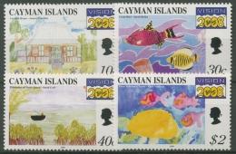 Cayman Islands 1999 Zehnjahresplan Vision 2008 811/14 Postfrisch - Kaimaninseln