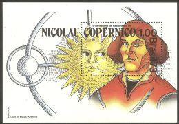 Brazil 1973 Mi# Block 32 ** MNH - Nicolaus Copernicus / Space - Raumfahrt