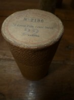 Cylindre De Phonographe N° 2196  LA CANNE-FLÛTE  (avec Flûte)  Par Charlus - Objets Dérivés