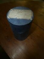 Cylindre De Phonographe  , Titre Manuscrit ---->  POETE Et PAYSAN - Varia