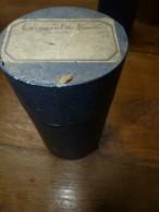 Cylindre De Phonographe  , Titre Manuscrit ---->  CARNAVAL DE VENISE - Altri Oggetti