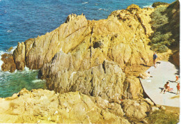 île Du Levant- (cité Naturiste) Héliopolis -Naturistes- La Galère - Frankreich