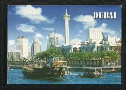 United Arab Emirates UAE Dubai Picture Postcard View Of Dubai Creek  View Card - Dubai