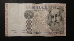 Italy -  1000 Lire - 1982 - P109a - VF - 1.000 Lire