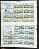 Europa CEPT - 1977 MALTA Minifoglio Perfetto ** - Europa-CEPT