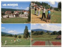 (ORL 357) France - Les Rousses  + Tennis + Golf + Tir A L'arc - Archery - Tir à L'Arc