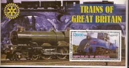 Somalia & Trains,  England (35) - Trains