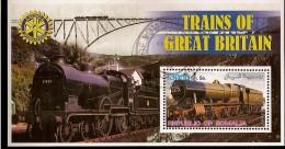 Somalia & Trains,  England (36) - Trains