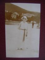 Abbazia-Opatia-photo Postcard-1914  #A 30 - Croatia