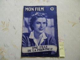 GRACE KELLY..... REVUE MON FILM - Cinéma/Télévision