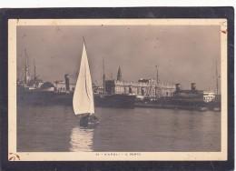 Old Post Card Of Porto,Napoli,Naples, Italy,J43. - Napoli