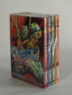 Kidou Senshi Gundam Seed As   : 4 Volumes ( Toda Yasunari  ) ( Original Japanese Version ) - Books, Magazines, Comics