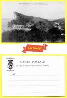 Old Time MADAGASCAR Le Cap Diego Suarez  ( Dos Simple Messagerie Maritimes ) - Madagascar