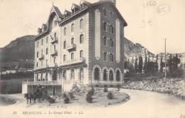 CPA 05 BRIANCON LE GRAND HOTEL 1914 Attelage - Briancon