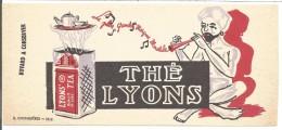 BUVARD THE LYONS - Blotters