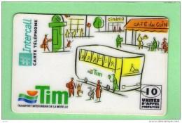INTERCALL *** TIM 10u *** Les Scans Representent La Carte En Vente *** (A2-P18) - Altre Schede Prepagate