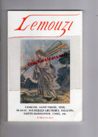 19- 23-87- LEMOUZI - N° 125-UZERCHE-SAINT YRIEIX-VEIX-BUGEAT-SOUDEILLES-FELLETIN-STE RADEGONDE-USSEL-TARNAC - Limousin