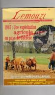 19- 23-87- LEMOUZI - N° 149- USSEL-CHAMBOULIVE-BOURGANEUF-TULLE-ST GERMAIN LES BELLES-ALLASSAC-CUBLAC-SALERS - Limousin
