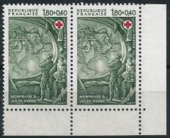 Croix Rouge 1982 -  Paire Issue De Carnet - YT 2248 Neufs ** - Nuevos
