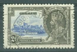 Gibraltar: 1935   Silver Jubilee    SG114    2d      Used - Gibraltar