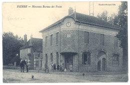 Cpa Pierre - Nouveau Bureau Des Postes - France