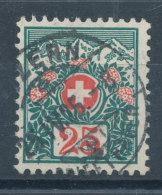 Suisse Taxe N°48 (o) - Taxe