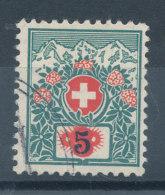 Suisse Taxe N°51 (o) - Taxe