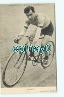 B - CYCLISTE - Octave LAPIZE - Tour De France 1914 - Pneu Hutchinson - Ciclismo