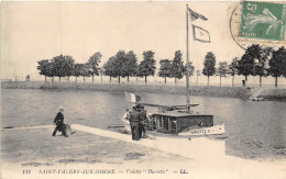 "80-SAINT-VALERY-SUR-SOMME-  VEDETTE ""HARLETTE"" - Saint Valery Sur Somme"