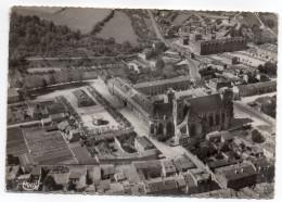 SAINT MIHIEL--1957-Vue Aérienne,Quartier De L'église ,cpsm 15 X 10 N°26388 éd COMBIER..-cachet-...à Saisir - Saint Mihiel