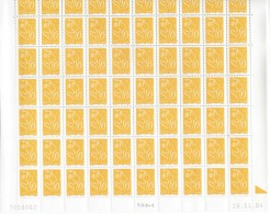 FRANCE - 166 Feuilles Du 1 C. Lamouche (faciale: 166 €) - Ungebraucht